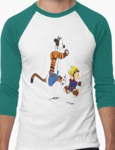 Calvin and Hobbes Jak And Daxter Men's Baseball ¾ T-Shirt