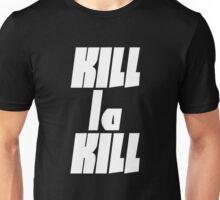 Kill la Kill - Center White Unisex T-Shirt