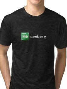 "Breaking Bad ""Heisenberg"" Shirt Tri-blend T-Shirt"