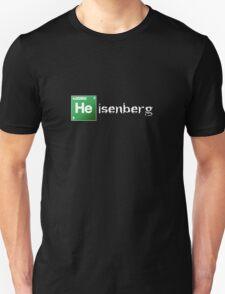"""Breaking Bad """"Heisenberg"""" Shirt Unisex T-Shirt"""