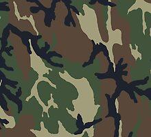 Camouflage by shirtsapalooza
