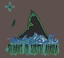The Coast of Sharks by Chefleclef