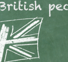 """British People 