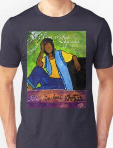 Love LIVES Here Unisex T-Shirt