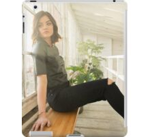 Lucy Hale iPad Case/Skin