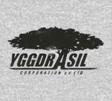 Yggdrasil by cyclestogehenna