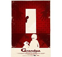 GRANDPA's Official Poster Photographic Print