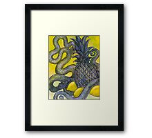 The Sweet and the Sour (Still Life with Snakes) Framed Print