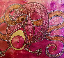 Origins by Lynnette Shelley