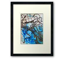 Leviathan Framed Print