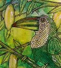Lush (Rainforest Toucan) by Lynnette Shelley