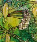 Lush (Rainforest Toucan) by Lynnette Shelley