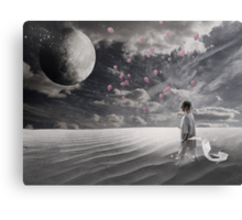 Guide Her With Your Grace... Canvas Print