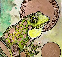 Golden Ball (The Frog Prince) by Lynnette Shelley