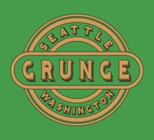 Seattle Grunge Kids Tee