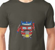 Android Optimus Prime Unisex T-Shirt