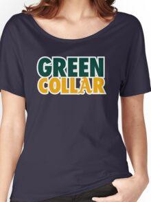 Green Collar Women's Relaxed Fit T-Shirt
