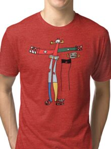 Five-year-old Voltron Tri-blend T-Shirt