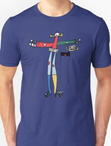 Five-year-old Voltron Unisex T-Shirt