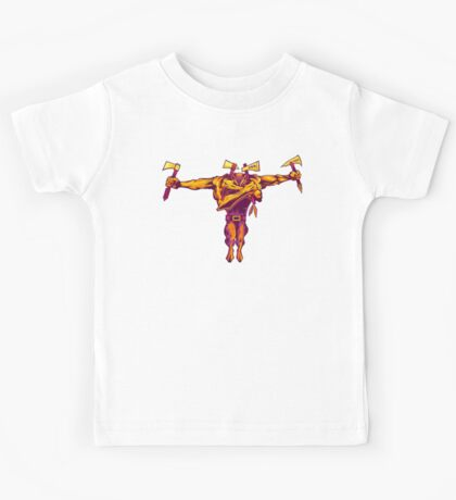 T is for Tomahawk Tommy Kids Tee