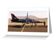 L-39 Patriot Jets Greeting Card