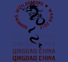 WARR 2012, Running with Dragons (black dragon) Unisex T-Shirt