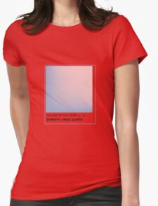 PANTONE 2016 COLORS OF THE YEAR Womens Fitted T-Shirt