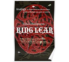 King Lear: Analogy-How the gods see us Poster