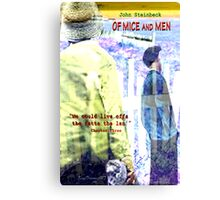 Of Mice and Men Canvas Print