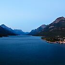 Waterton Lake by Angelo Narciso