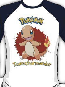Team Charmander - Pokemon X Y T-Shirt