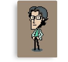 Otacon Sprite - Metal Gear Solid 2 / Sons of Liberty Canvas Print