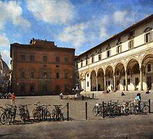 Piazzas di Firenze by rentedochan