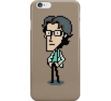 Otacon Sprite - Metal Gear Solid 2 / Sons of Liberty iPhone Case/Skin