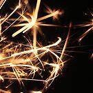 Like A Fire Work by LlandellaCauser
