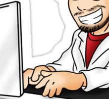 Gant Programming Sticker