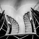 Stairs by Apostolos Mantzouranis
