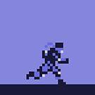 Snake on the Run - Metal Gear Solid by Studio Momo ╰༼ ಠ益ಠ ༽