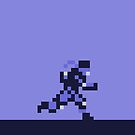 Snake on the Run - Metal Gear Solid by Studio Momo╰༼ ಠ益ಠ ༽
