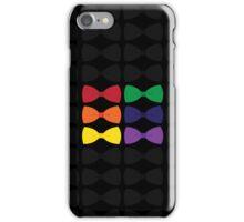 Gay Purple Dinosaur iPhone Case/Skin