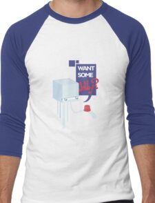 Want some JELLY? Men's Baseball ¾ T-Shirt