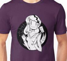 Lady Frankenstein- Happy Halloween Unisex T-Shirt