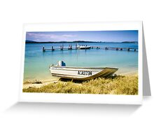Manning Point nsw 01 Greeting Card