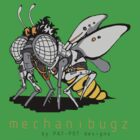 Mechanibugz [Bee] by Pat-Pot  Designs