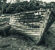 Boat - Westport, Co. Mayo 2013 by DanButlerPhoto
