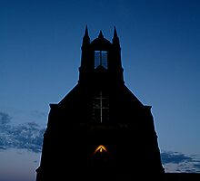 Dark church by collpics