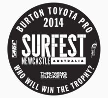 SURFEST 2014 by Throwing  Buckets Magazine