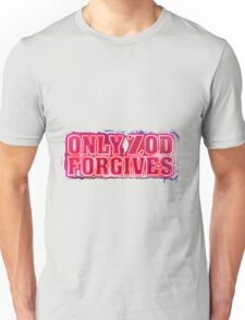 Only Zod Forgives Unisex T-Shirt
