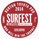 surfest 2014 red by RedMonkey Photography