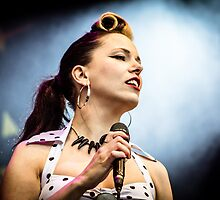 Imelda May - Westport Festival 2013 by DanButlerPhoto